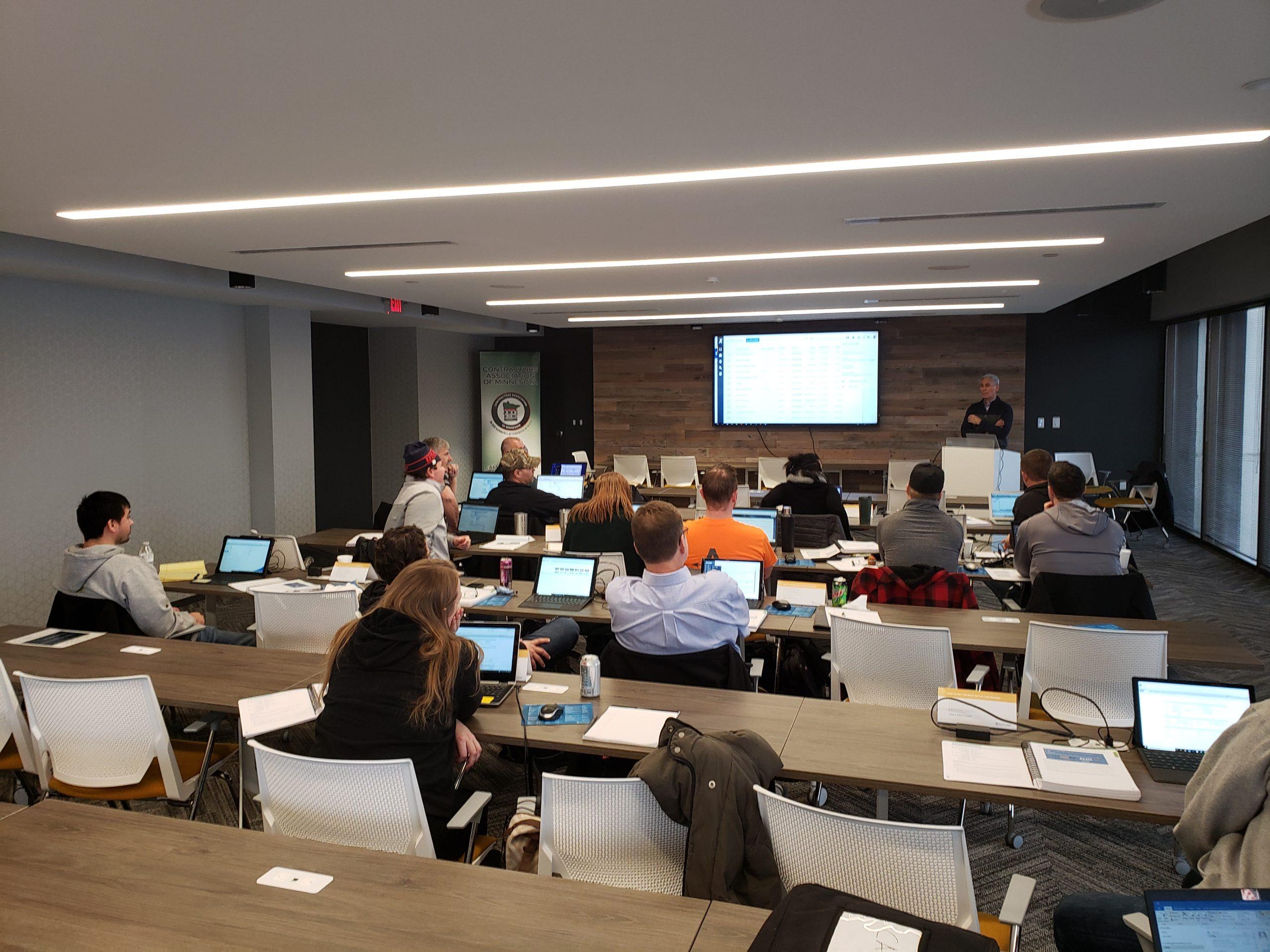Presentation Contractors Association Of Minnesota